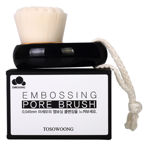 TOSOWOONG Embossing Pore Brush