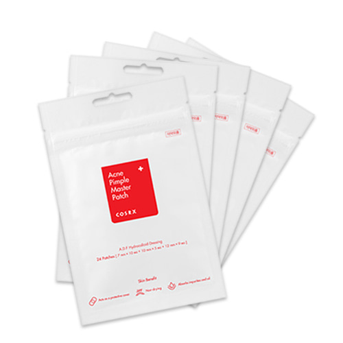 COSRX Acne Pimple Master Patch 24 patches * 5 sheets