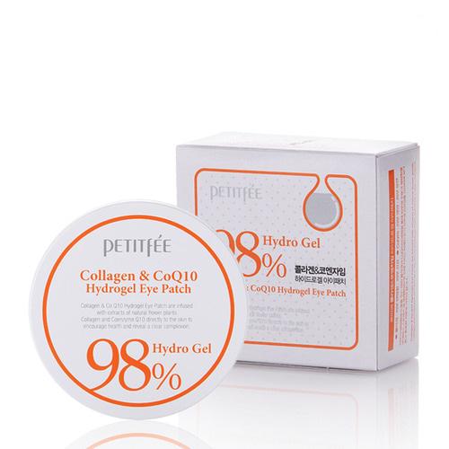 Petitfee Collagen & CoQ10 Hydrogel Eye Patch 60ea (30days)