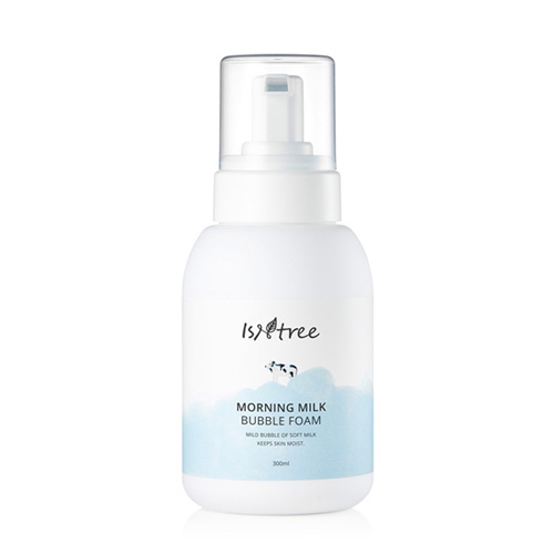 Isntree Morning Milk Bubble Foam 300ml