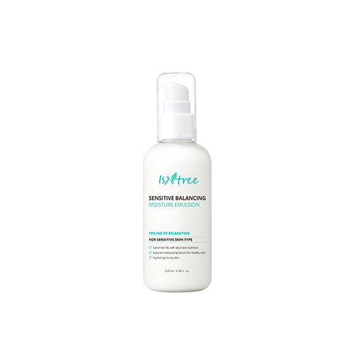 Isntree Sensitive Balancing Moisture Emulsion 120ml