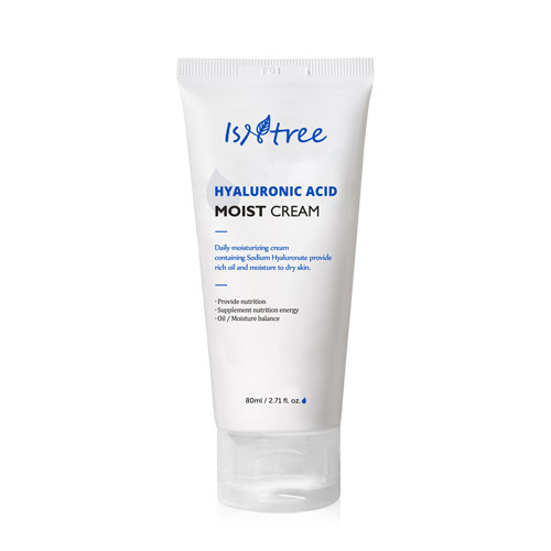 Isntree Hyaluronic Acid Moist Cream 80ml