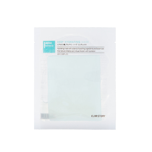 ELRASTORY Deep Hydrating Mask 5ea