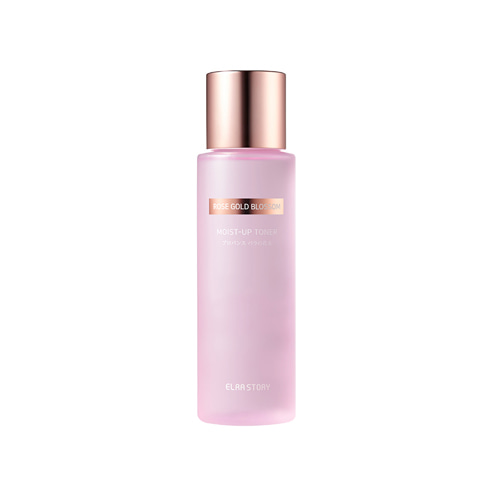 ELRASTORY Rose Gold blossom Moist Up Toner 270ml