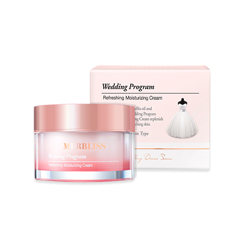 MERBLISS Wedding Program Refreshing Moisturizing Cream 50ml