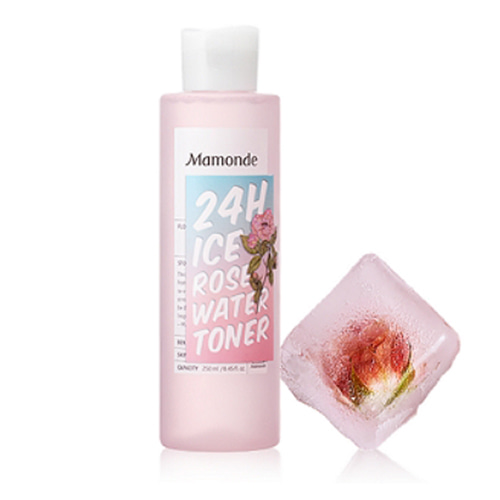 MAMONDE 24H Ice Rose Water Toner 250ml
