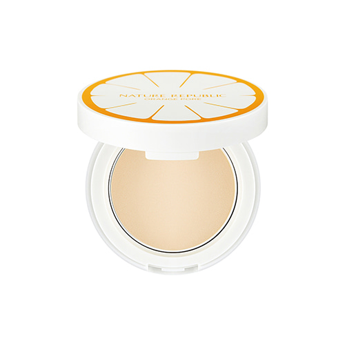 NATURE REPUBLIC Botanical Orange Pore Pact 6g