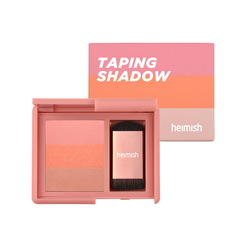 heimish Taping Shadow Peach Coral 4g