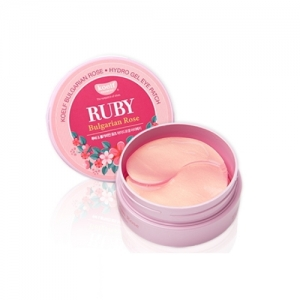 Koelf Ruby & Bulgarian Rose Eye Patch 60ea (30usage)