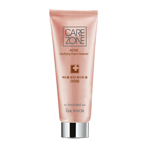 CAREZONE Doctor Solution Acne Clarifying Foam Cleanser 130ml