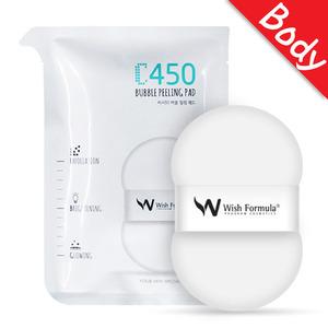 Wish Formula C450 Bubble Peeling Pad 1ea