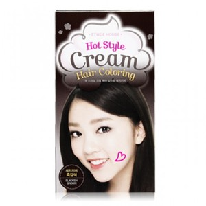 [SP] Etude House NEW Hot Style Cream Hair Coloring (for grey hair)