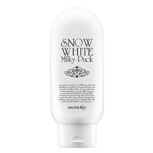 secretKey Snow White Milky Pack 200g