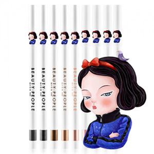 BEAUTY PEOPLE Miss 100 Auto Super Gel Pencil Eyeliner 0.5g