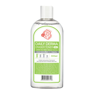 Nightingale Daily Derma Eraser Toner Lemon Tea Tree 300ml