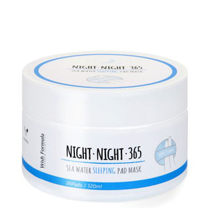 Wish Formula Night Night 365 Sea Water Sleeping Pad Mask 120ml