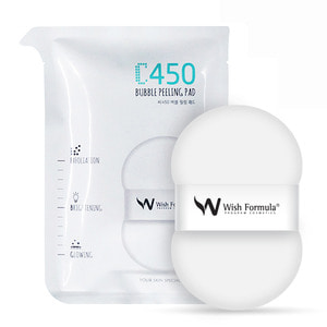Wish Formula C450 Bubble Peeling Pad 4ea