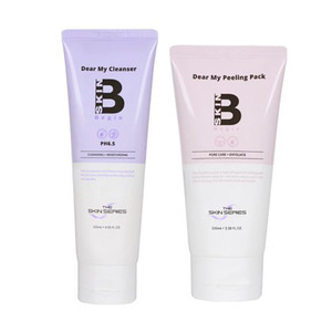THE SKIN SERIES Dear My Cleanser 120ml + My Peeling Pack 100ml