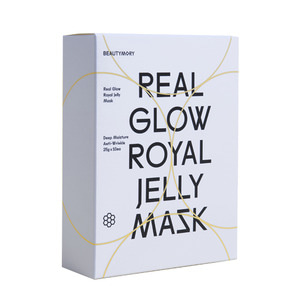 BEAUTYMORY Real Glow Royal Jelly Mask 10ea
