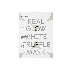BEAUTYMORY Real Glow White Truffle Mask 1ea