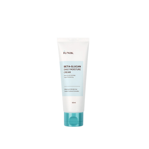 iUNIK Beta Glucan Daily Moisture Cream 60ml