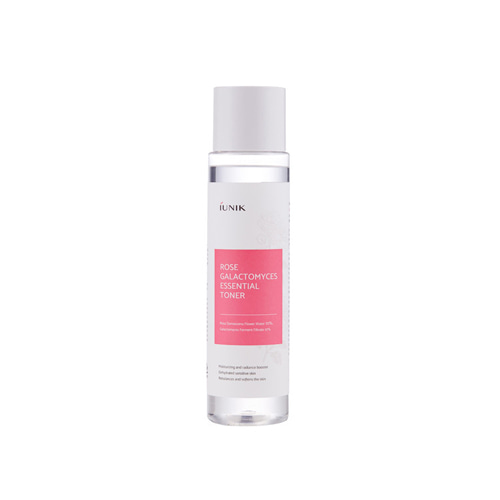 iUNIK Rose Galactomyces Essential Toner 200ml
