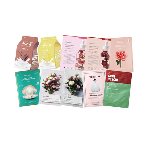 Mask Sheet Trial Kit (Happy Valentine)