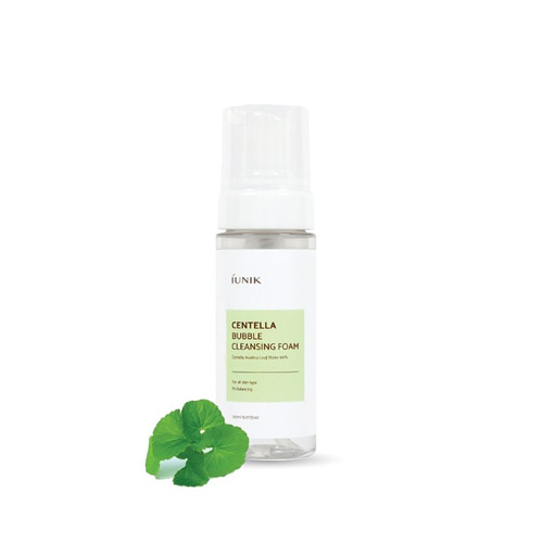 iUNIK Centella Bubble Cleansing Foam 150ml