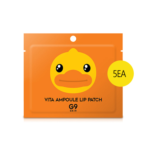 G9SKIN B.DUCK Vita Ampoule Lip Patch 5ea