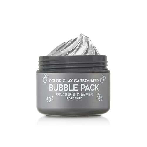G9SKIN Color Clay Carbonated Bubble Pack 100ml
