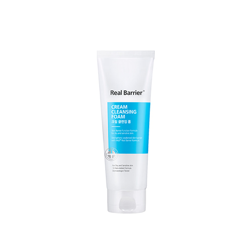 Real Barrier Cream Cleansing Foam 150g