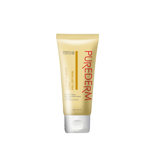 PUREDERM Luxury Therapy Gold Peel-Off Mask 100g