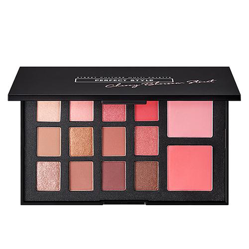 TONYMOLY Perfect Style Street Culture Multi Palette 01 Cherry Blossom Street