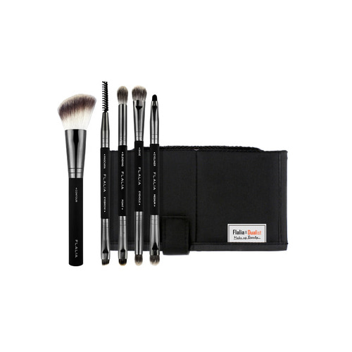 FLALIA Modern Dual Brush 9P Set