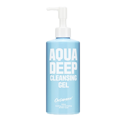 ONSAEMEEIN Aqua Deep Cleansing Gel 300ml