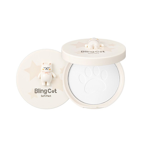 TONYMOLY Bling Cat Soft Pact 12.5g