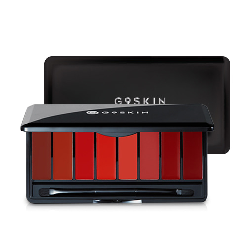 G9SKIN First Lip Palette 8g