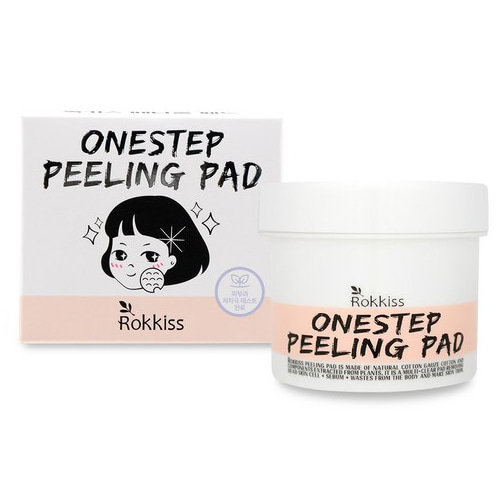 Rokkiss One Step Peeling Pad 60ea