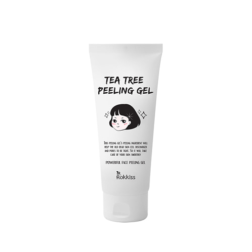 Rokkiss Tea Tree Peeling Gel 120ml