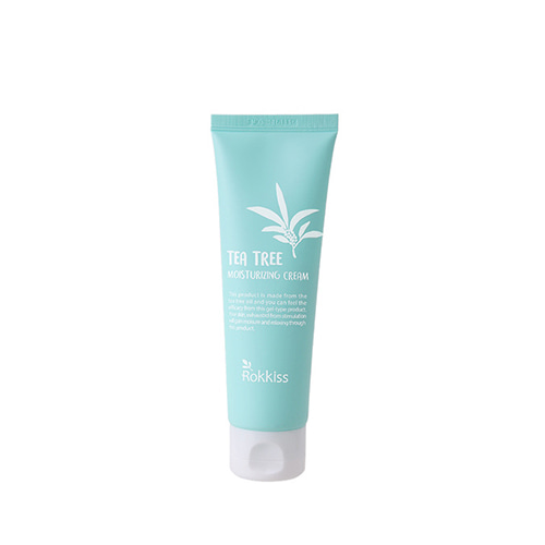 Rokkiss Tea Tree Moisturizing Cream 100ml