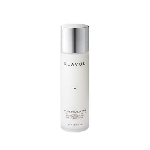 KLAVUU White Pearlsation Revitalizing Pearl Treatment Toner 140ml
