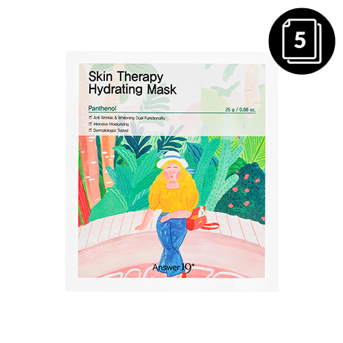 Answer19+ Skin Therapy Hydrating Mask 5ea