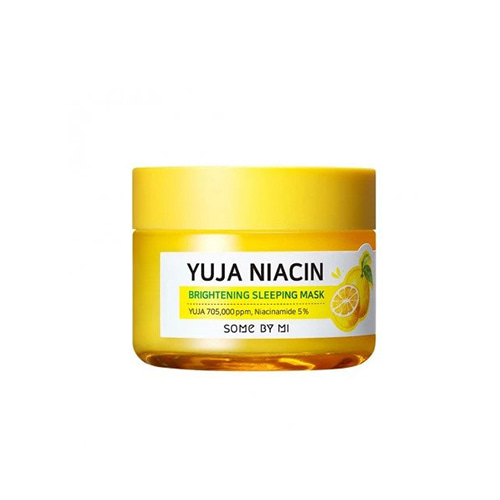 SOME BY MI Yuja Niacin Brightening Sleeping Mask 60g