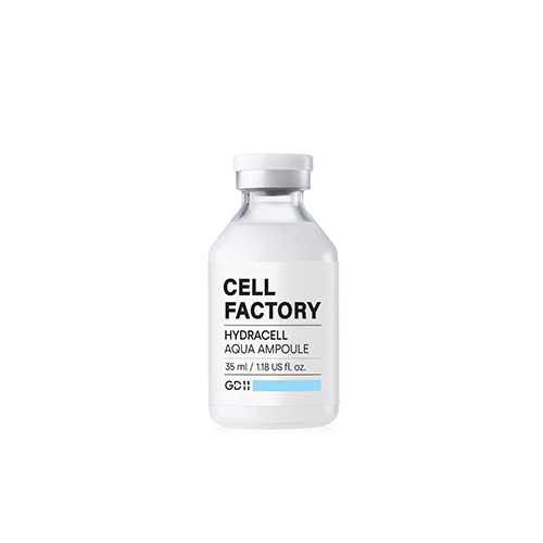 GD11 Cell Factory Hydracell Aqua Ampoule 35ml