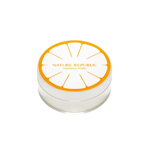 NATURE REPUBLIC Botanical Orange Pore Powder 4g