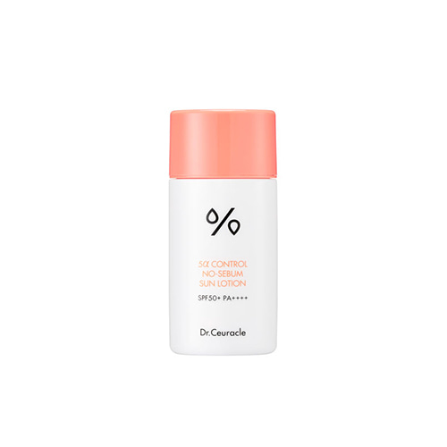 Dr.Ceuracle 5α Control No-Sebum Sun Lotion SPF50+ PA++++ 50ml