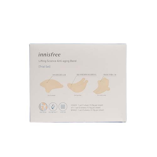 innisfree Lifting Science Anti-Aging Band Trial Set