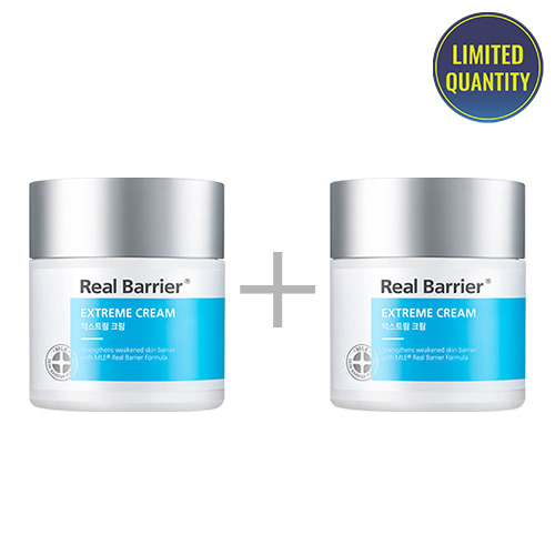 [1+1] Real Barrier Extreme Cream 50ml