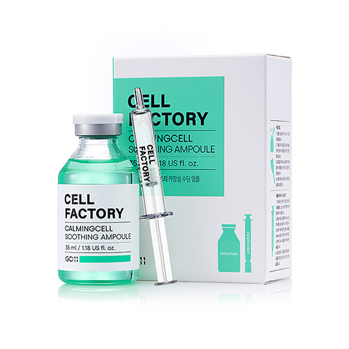 GD11 Cell Factory Calmingcell Soothing Ampoule 35ml