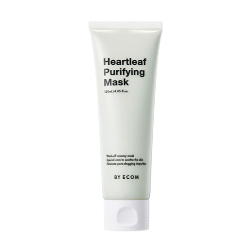 BY ECOM Heartleaf Purifying Mask 120ml